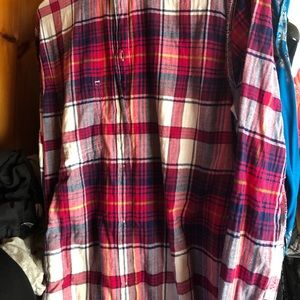 Light weigh flannel ON